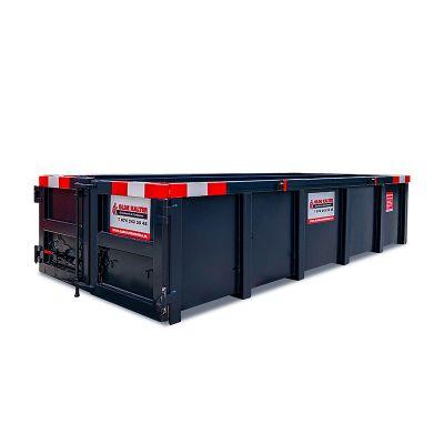 6m3 container met inloopdeuren